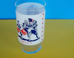 """Vintage Spirit of 76"""" Bicentennial Tumbler 1970s $10.00 