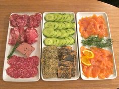 hors doeuvres- tons of paleo recipes including some for entertaining, like this charcuterie platter! really like this one :)
