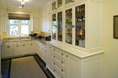 Built In China Hutch Design, Pictures, Remodel, Decor and Ideas