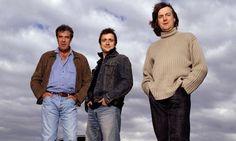 The boys of Top Gear BBC