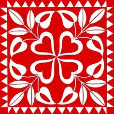 Medium Japanese Patchwork, Indigenous Art, Am Meer, Paint Shop, Tile Art, Ceramic Painting, Applique Designs, Pattern Wallpaper, Design Elements