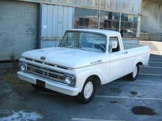 1962 Ford F100 Unibody pickup
