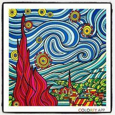 Van Gogh Landscapes 2 - Lessons - TES