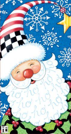 Ho,ho,ho! Mary Englebreit