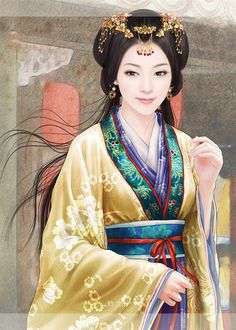 Chinese beauty