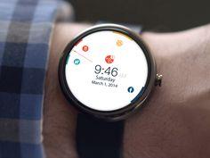 Calendar App - Android wear. http://Mobile1stChoice.com   #Mobile1stChoice
