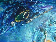 Barbara Hill Textile Artist  #FeatureArtist #ArtCloud #Art #Textile