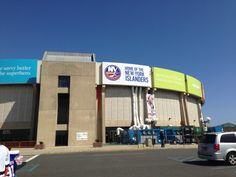 Nassau Veterans Memorial Coliseum in Uniondale, NY