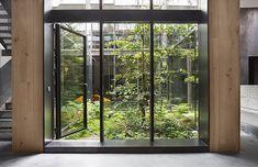 Atrium hemma hos Peter Krasilnikoff
