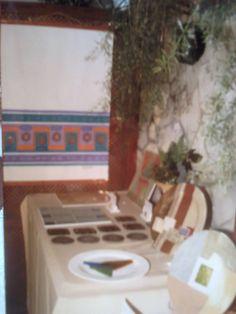 Pintura em tecido e cerâmica-Maira Serrão