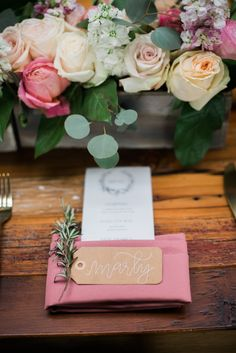 Photography: Britta Marie Photography - http://www.stylemepretty.com/portfolio/britta-marie-photography   Read More on SMP: http://www.stylemepretty.com/2015/10/14/romantic-industrial-chic-wedding/