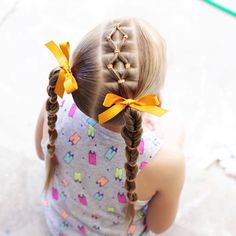 It can be quite a difficult condition that you can pick the hairstyle on your your special event therefore we are giving a quick account of the best wedding hairstyles which will never walk out of fashion. Best Wedding Hairstyles, Braided Hairstyles, Cool Hairstyles, Girl Hair Dos, Baby Girl Hair, Braids For Kids, Girls Braids, Beautiful Hairstyle For Girl, Beautiful Hairstyles