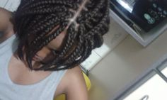 braids for for life....