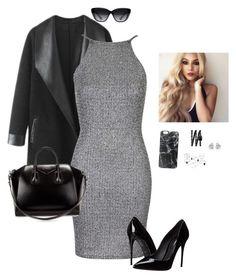 H m black dress vampire