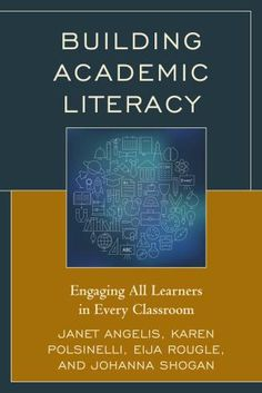 This book is for anyone with responsibility for instruction – teachers, instructional coaches, professional developers, principals, curriculum leaders, teacher preparation faculty. It provides pathways to developing higher-order thinking in every student and setting. Key to its success is that it connects reading, writing, listening, thinking, and speaking.