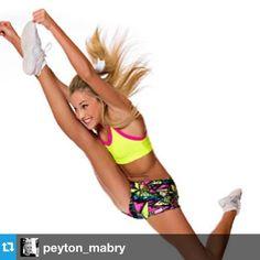 Peyton Mabry; Hurdler All Star Cheer, Cheer Mom, Cheer Stuff, Cheer Athletics Cheetahs, Cheer Flyer, Cheer Stretches, Cheer Jumps, Cheer Hair, Cheer Dance