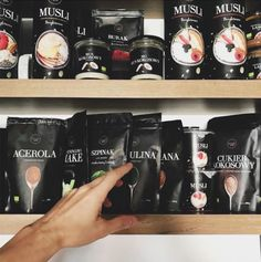 Amazing range of healthy products with . Now the Polish company products available in Canada! Espresso Machine, Glutenfree, Pantry, Breakfast Recipes, Coffee Maker, Ann, Healthy Eating, Polish, Canada