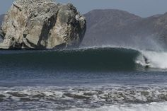 Witches Rock in Costa Rica.  We will surf there someday . . . God willing. How beautiful!