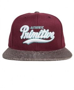 a8e74ed45e0 Primitive - Authentic Starter Snapback Cap -  34