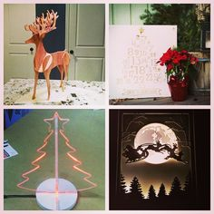 Check out some of the great entries we've gotten so far in the holiday contest! Entries accepted through Dec 20th and in addition to the 3 prizes every entry gets an Inventables T-shirt. Head over to the TipJar section of our forum for more details.  #contest #woodworkingcontest #woodworking #xcarve #inventables #cnc #cncmachine #maker #makestuff #woodshop #holidaydecor by inventables