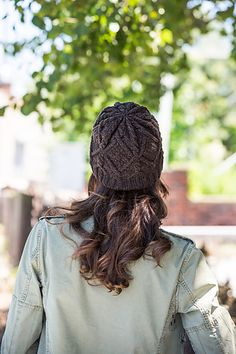 45266fb7e07 Floating Spiral Hat Knitting Pattern Download