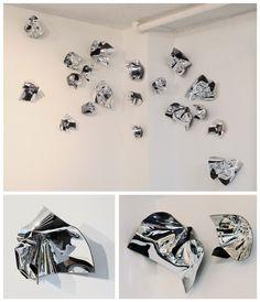 Judy Darragh | Artist - Page Blackie Gallery Jake And Dinos Chapman, Sculpting, Gallery, Artists, Mirror, Videos, Sculpture, Roof Rack, Mirrors