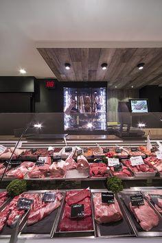 Butcher | Slagerij | Shop design | Shop Interior | Design | Customer Experience | Meat | Shopping | Shop Trends