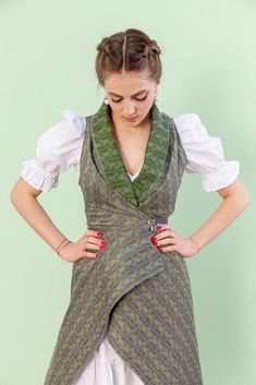 Wrap Dress, Outfit, Dresses, Fashion, Trousers, Gowns, Outfits, Vestidos, Moda