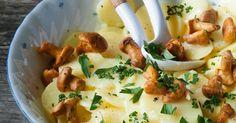 Kartoffel-Pilzsalat ist ein Rezept mit frischen Zutaten aus der Kategorie Gemüsesalat. Probieren Sie dieses und weitere Rezepte von EAT SMARTER!