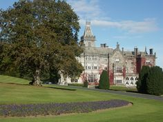 Adare Manor, Co. Limerick, Ireland.