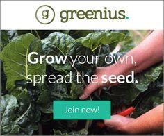 greenius banner