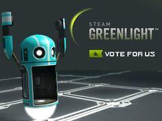 Algo-bot steam greenlight
