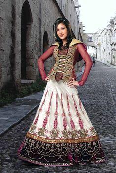 Latest Indian and Pakistani Fashion. Bridal Dresses, Wedding Dresses, Designer Wear and Jewelry