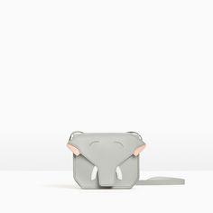 ELEPHANT CROSSBODY BAG from Zara