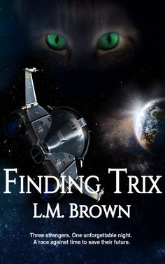 New Release - Finding Trix by L.M. Brown #KindleUnlimited