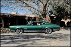 1972 Mercury Montego GT  with the Cyclone package - 1 of 29