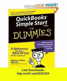 Quick Simple Start For Dummies (For Dummies (Computer/Tech)) (0785555890640) Stephen L. Nelson , ISBN-10: 0764574620  , ISBN-13: 978-0764574627 ,  , tutorials , pdf , ebook , torrent , downloads , rapidshare , filesonic , hotfile , megaupload , fileserve
