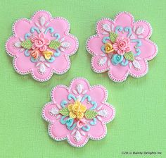 Floral Blossoms Collection  FEATURED by DaintyDelightsInc on Etsy, $21.00