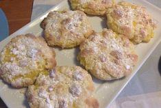 Pudding-Streuseltaler - Glutenfrei Backen und Kochen bei Zöliakie. Glutenfreie Rezepte, laktosefreie Rezepte, glutenfreies Brot