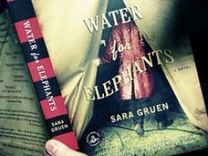 Water for Elephants by Sara Gruen. Made me wish I stuck out Junior year chemistry and followed my dream to be a Vet
