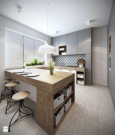 Kuchnia - zdjęcie od razoo-architekci - Kuchnia - razoo-architekci