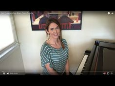 (30) San Francisco Bay Blues Piano Tutorial - YouTube