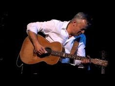 """Tommy Emmanuel performing """"Somewhere Over The Rainbow"""" on February 2011 @ John Hardin Performing Arts Center in Elizabethtown, Ky. Acoustic Guitar Lessons, Guitar Songs, Music Songs, My Music, Music Videos, Tommy Emmanuel, Guitar Tutorial, Somewhere Over, Live Band"""