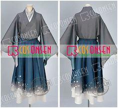 Xem Cosonsen Webgame Touken Ranbu Kousetsu Samonji Cosplay Costume Custom Made | eBay.vn với 200 triệu SP