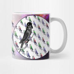 Star Birds Mug design #thedarkside #usetheforce #imperialstormpoopers #garrison #darthvader #starwarsday #teepublic #stormtroopers #maythefourthbewithyou #scifi #nerd #nerdy #geekout #geekville #nerdmug