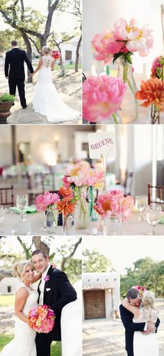 Texas Hill Country Wedding from Forever Photography – Style Me Pretty