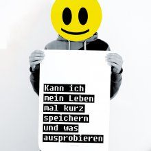 Poster TypoPrint Speichern