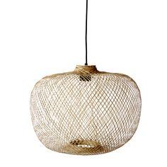 Handmade lamp from Bloomingville.  www.bloomingville.com
