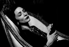 Cate Blanchett as Coco Chanel by Karl Lagerfeld