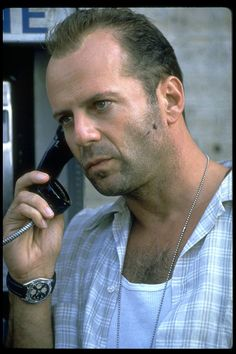 Die Hard: With A Vengeance (1995) Bruce Willis